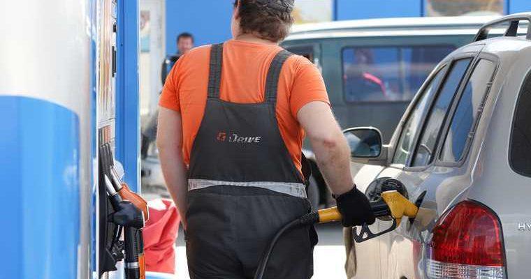 цены на бензин в России в июне 2020 года
