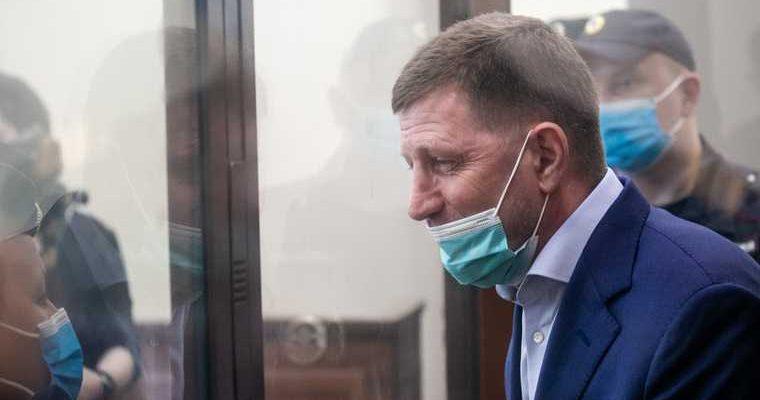 губернатор Хабаровского края Фургал встреча с организаторами убийства