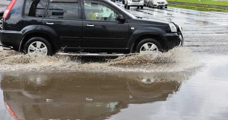 Минтранс пообещал потоп