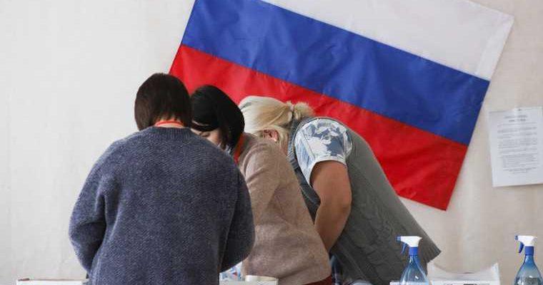 Урал как регионы проголосовали Конституция