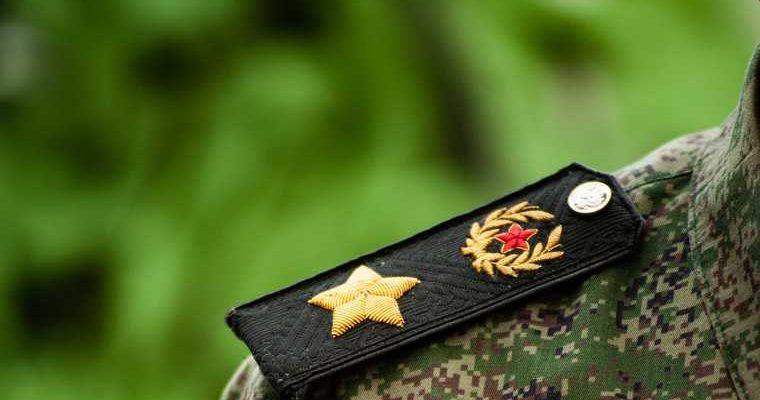 Путин присвоил звание генерала