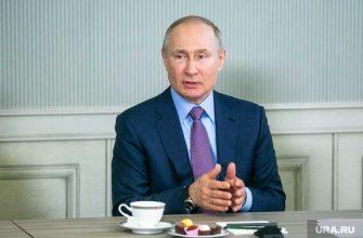Путин рассказал как относится к критике