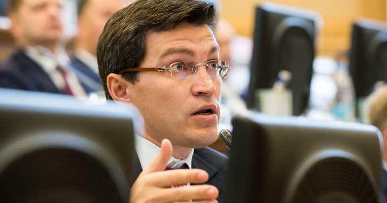 вице-губернатор ХМАО Алексей Шипилов