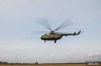 испытания вертолет спецназ Ми-8АМТШ-ВН