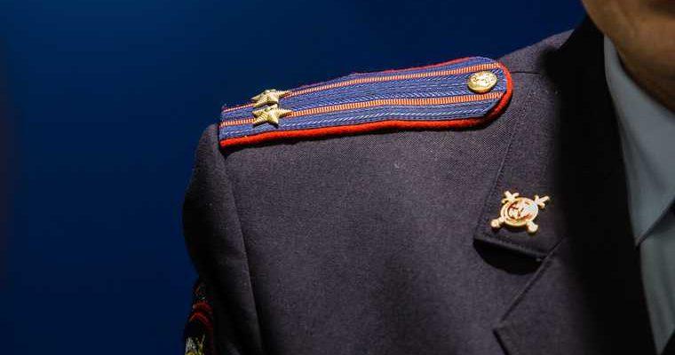 банкет полиция Тюмень коронавирус