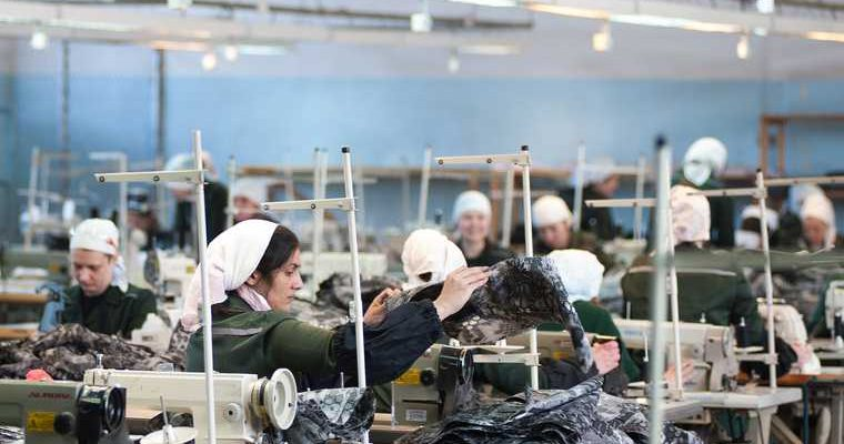 ИК-6 Нижний Тагил швейное производство