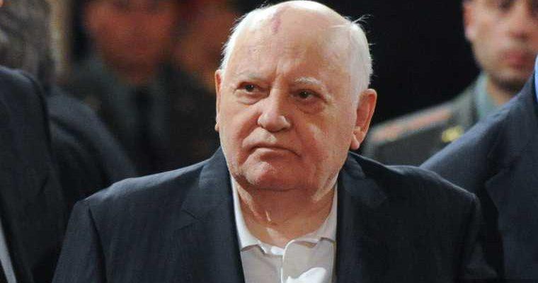 Горбачев виновник распад СССР спикер Госдумы Володин