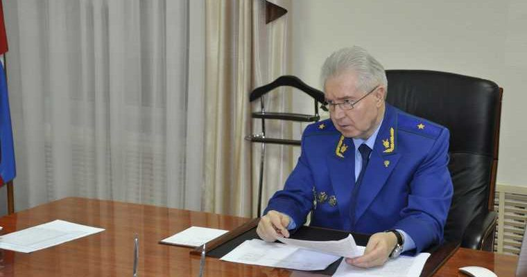 отставка прокурора ЯНАО