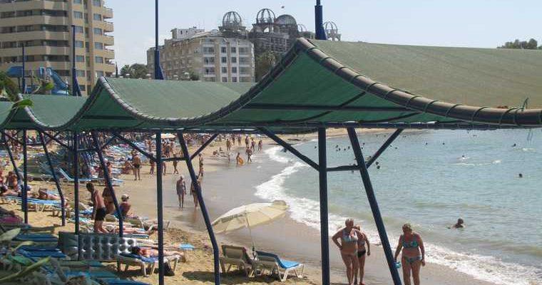 Дарья Кирилюк драка Турция пляж видео