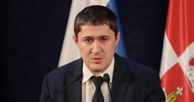пермский край губернатор дмитрий махонин