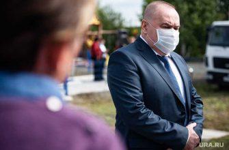 минздрав Свердловская область кадровые перестановки министр Андрей Карлов