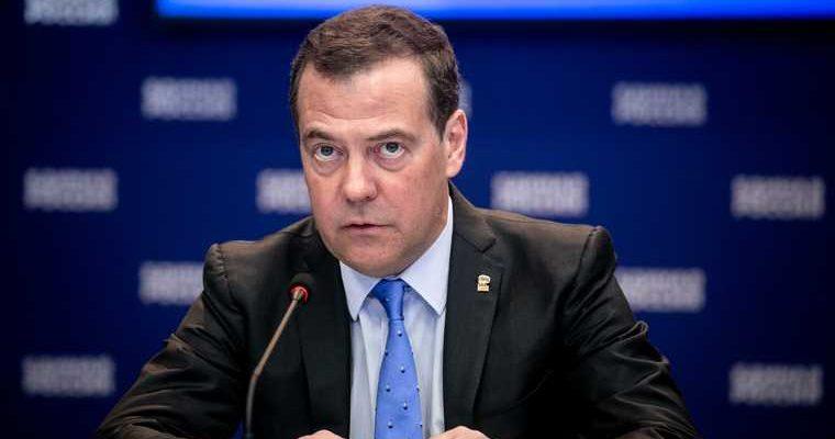 Медведев возглавил возглавил комиссию Совбеза по обеспечению интересов России в Арктике