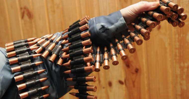 Челябинск прапорщик винтовочные патроны хищение срок продажа