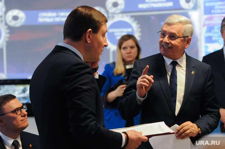 Мякуш отставка Челябинск Единая Россия