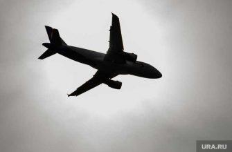 Украинские СМИ сообщили о крушении самолета под Харьковом