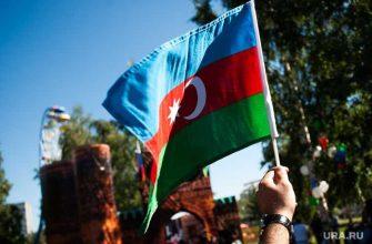 азербайджан военное положение