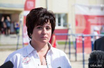 Светлана Иванова стала главой района