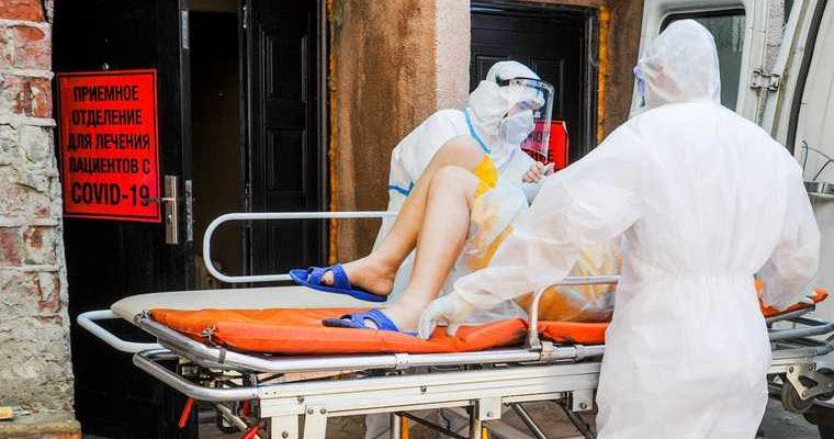 коронавирус ЯНАО сколько человек умерли заразились