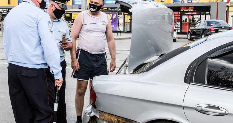 Свердловская область начали массово штрафовать маски