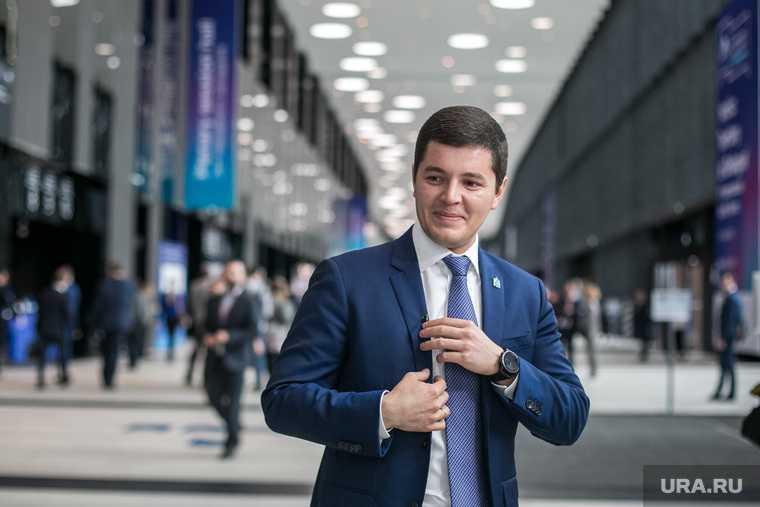 Пуровский мост ЯНАО официальное открытие губернатор Артюхов