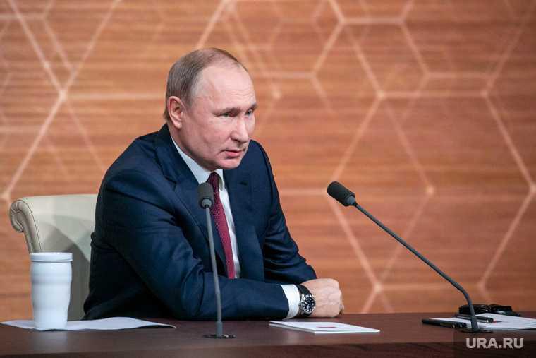 Путин поездка Саров