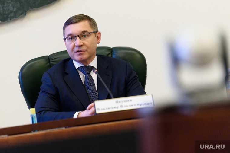 полпред УрФО Владимир Якушев отставки и назначения
