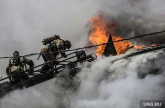 Екатеринбург 8 марта склады РТИ пожар