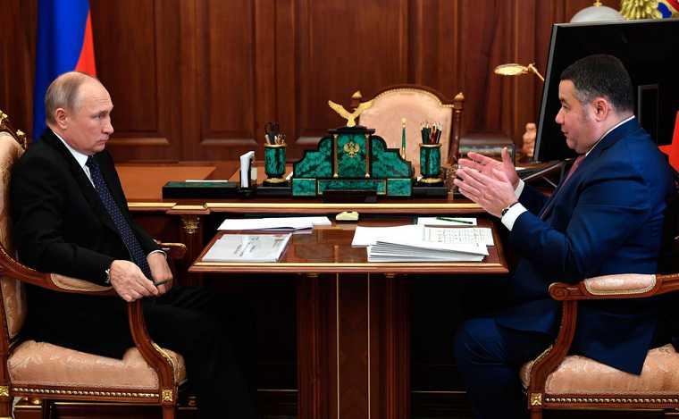 Двум губернаторам нужна встреча сПутиным для защиты отэлит