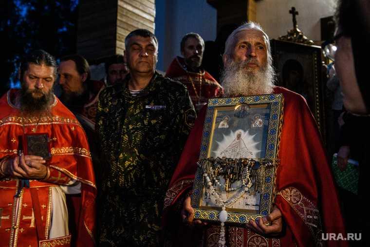 планы Свердловской области на монастырь Сергия
