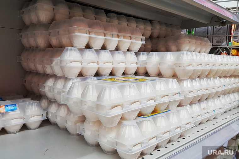 когда в Тюмени снизят цены на яйца и масло