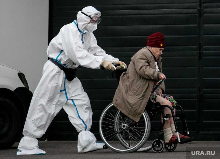инцидент ГКБ 14 медбрат пожелал смерти пациентам коронавирус