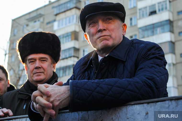 Челябинская область губернатор Борис Дубровский мусорный сговор суд