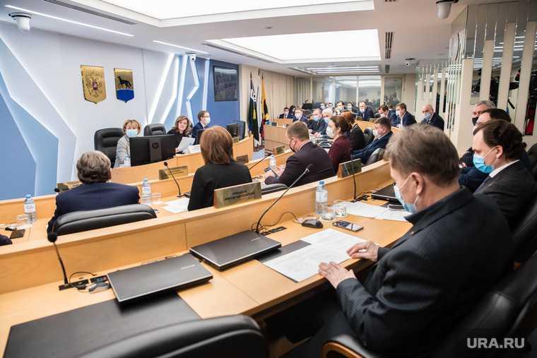 Кандидаты на пост главы Сургута заседание думы