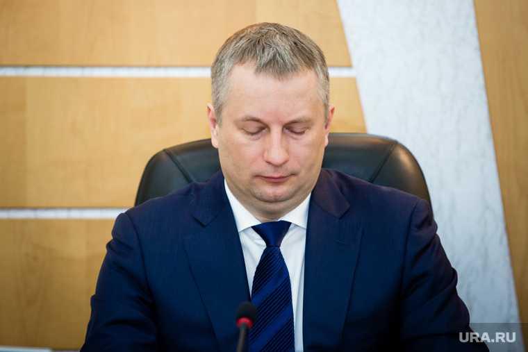 Заседание Думы города и брифинг депутатов. Сургут