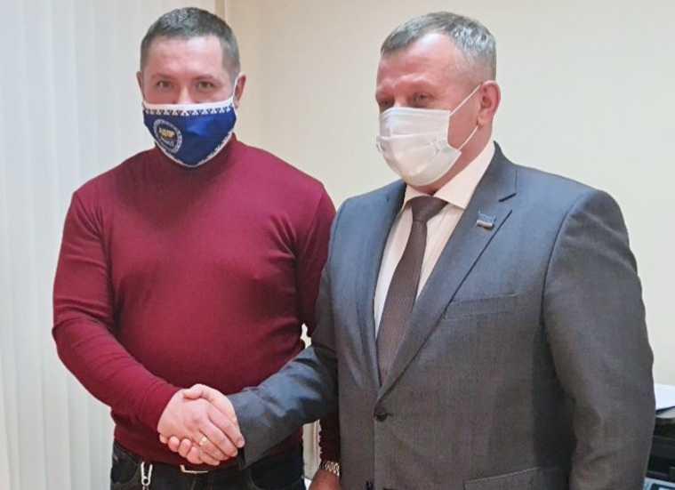 Александр Голубенко ЛДПР ЯНАО