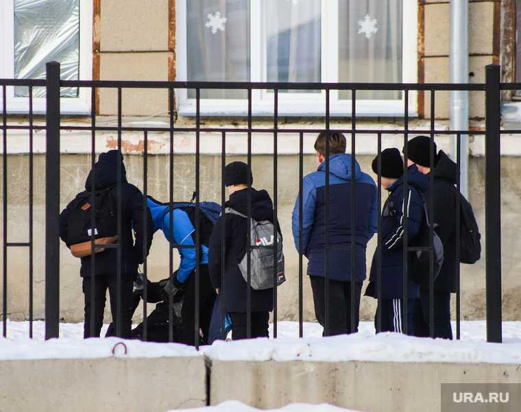 подростки драка в Екатеринбурге