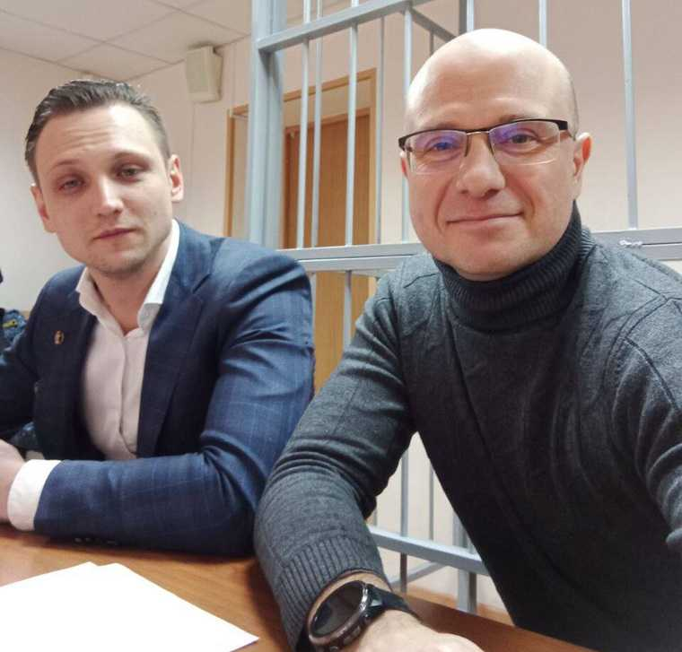 В Москве арестовали начальника екатеринбургского штаба Навального. Фото