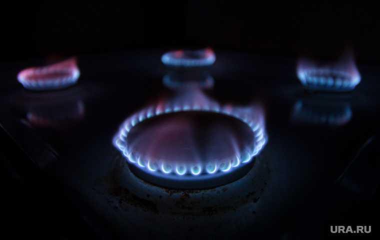 нет газа в Курганской области