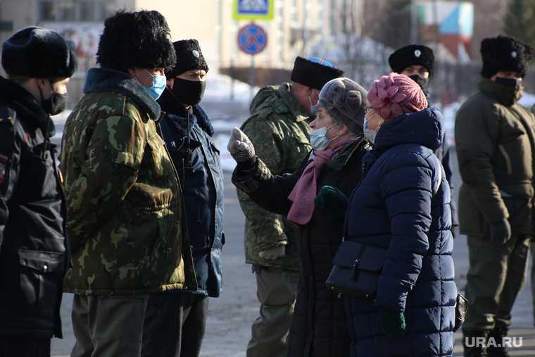 Губернатор ЯНАО получит контроль над казачьими дружинами