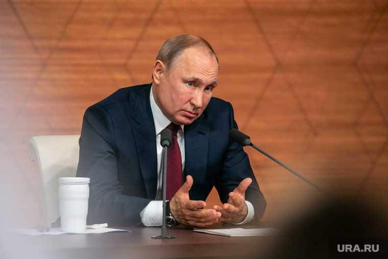 дебаты Путина и Байдена