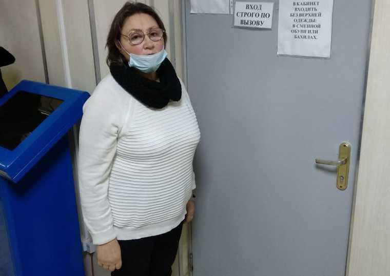 Свердловские силовики обвинили пенсионерку в нападении на них. Фото
