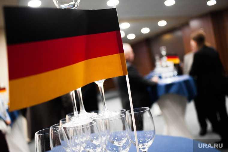 Украина обратилась к Германии