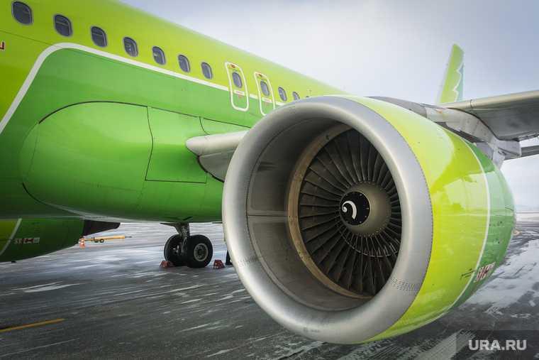 самолет посадка