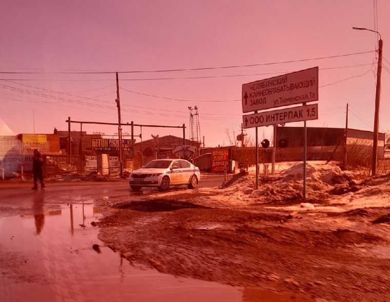 Челябинцев напугала операция силовиков у колонии строгого режима. Фото