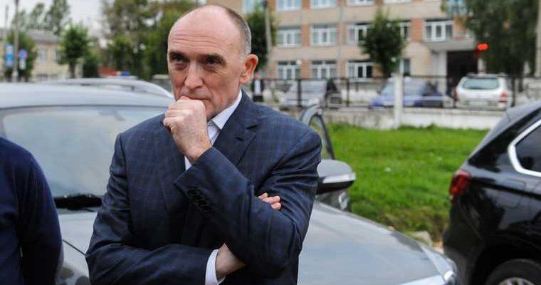 Челябинская область губернатор Дубровский мусорный сговор иск обжаловал суд