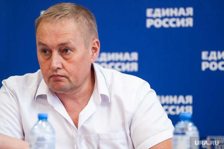 Андрей Альшевских выдвинулся на праймериз