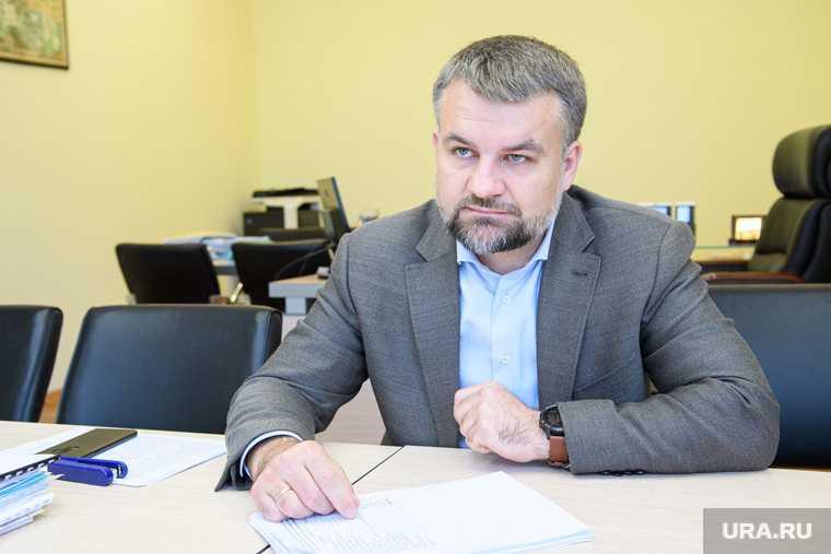 Бирюлин Екатеринбург вице мэр
