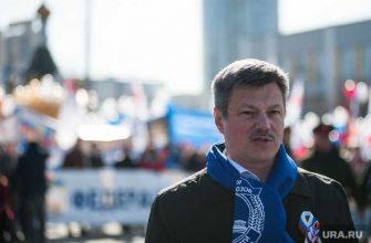 праймериз «Единой России» Госдума 2021 Андрей Ветлужских Свердловская область