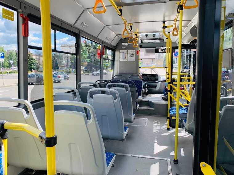 Нижний Тагил новые автобусы Свердловская область