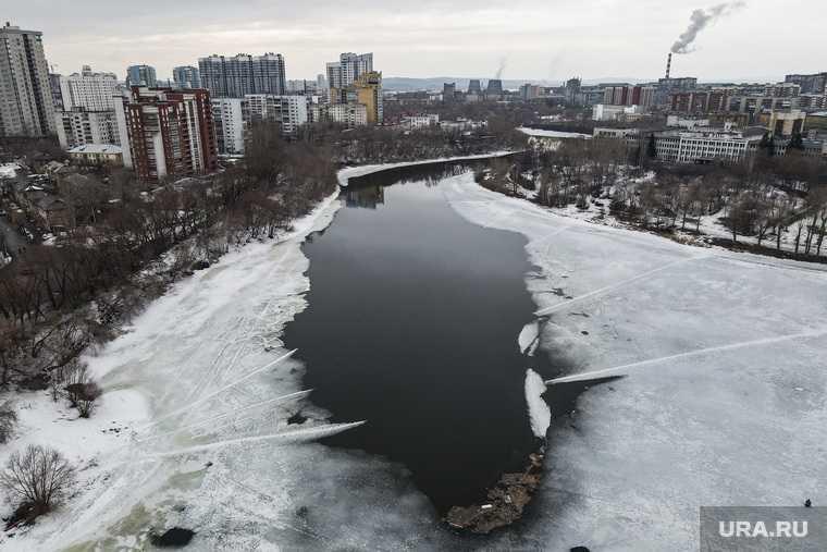 Виды Екатеринбург